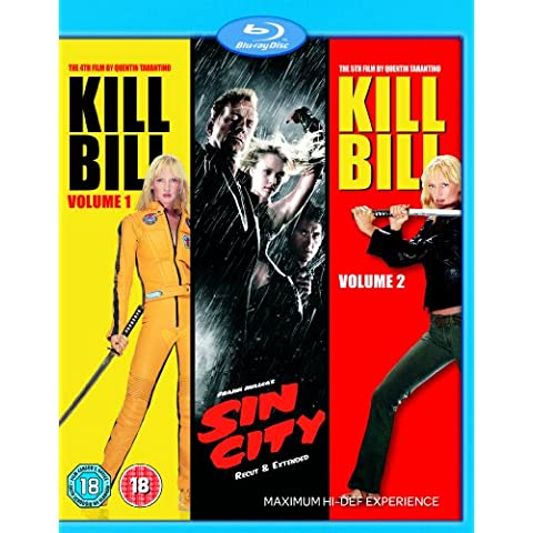 Sin City/Kill Bill Vol.1/Kill