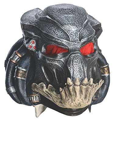 Rubie's Predators Vinyl Maske für Erwachsene (Vinyl-maske Erwachsene Für)