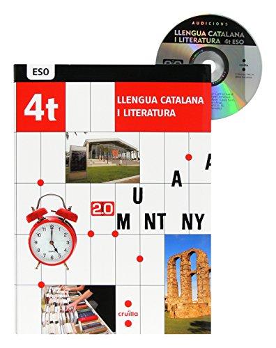 Llengua catalana i literatura. 4 ESO. Connecta 2.0 - 9788466128971