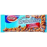 ültje Erdnüsse, ohne Fett, pikant gewürzt, 10er Pack (10 x 50 g)