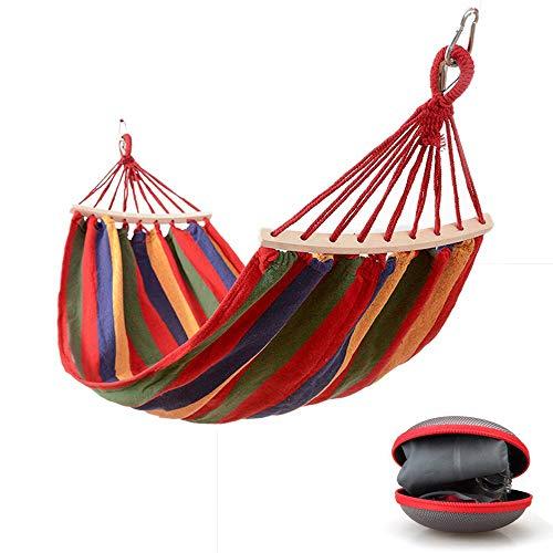 EASY EAGLE Hamaca Colgante para Jardin Camping | MAX 300kg de Capacidad...