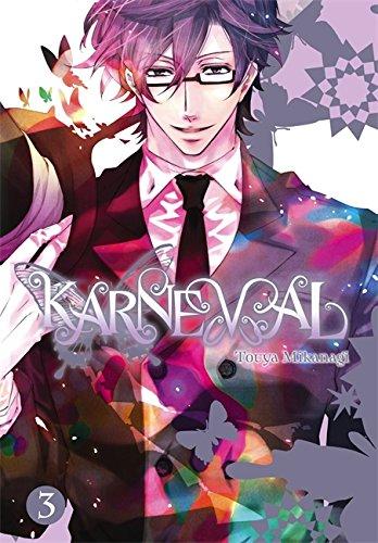 Karneval, Vol. 3 por Touya Mikanagi