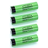 Best 18650 Batteries - Ocamo Rechargeable Lithium Battery 3.7V 3400mAH NCR18650B Exquisite Review