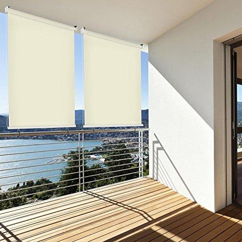 Sonnenschutz Balkonsichtschutz Sichtschutz Balkonrollo Rollo Terrasse Sonnenschutz Für Terrasse
