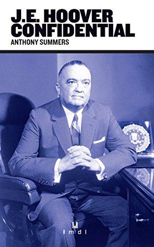 J. E. Hoover confidential par Anthony Summers