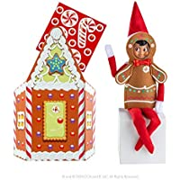 Elf On The Shelf The Claus Couture Jolly Gingerbread Activity Set - Scout Elf Not Included