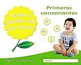 Nuevo jardín de las letras. Primeras consonantes (Educación Infantil Algaida. Lectoescritura) - 9788490677360