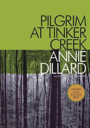 (Pilgrim at Tinker Creek) By Dillard, Annie (Author) compact disc on 01-Mar-2009