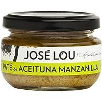 Paté de Aceituna Manzanilla (120 g) - José Lou