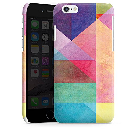 Apple iPhone 6 Housse Étui Silicone Coque Protection Graphique Graphique Motif Cas Premium brillant