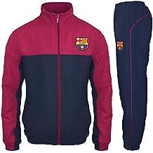 292deabbd5de5 FC Barcelona - Chándal oficial para niño - Chaqueta y pantalón largos