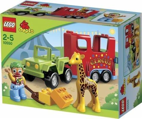 LEGO Duplo LEGOVille Circus Transport...
