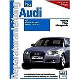 Bucheli Verlag AG Reparaturanleitung Typ 04 f. Audi