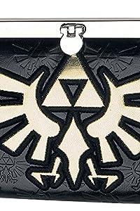 The Legend of Zelda Skyward Sword Wallet black-gold