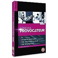CINEMA PROVOCATEUR (Volume 1) - 4-DVD Set ( Q / Mes chères études / Tian bian yi duo yun / Hanyo ) ( Q / Student Services / The Wayward Clou