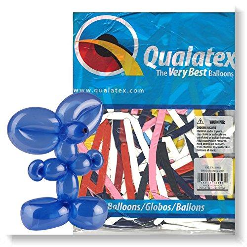 Globos Qualatex 260 (Surtido de colores)