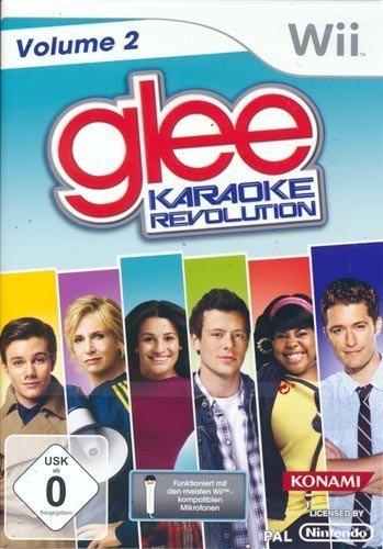 Glee - Karaoke Revolution - Volume 2 -
