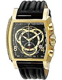Invicta Men's 20242 S1 Rally Analog Display Swiss Quartz Black Watch