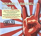 Rodrigo Y Gabriela and C.U.B.a.: Area 52 (Audio CD)