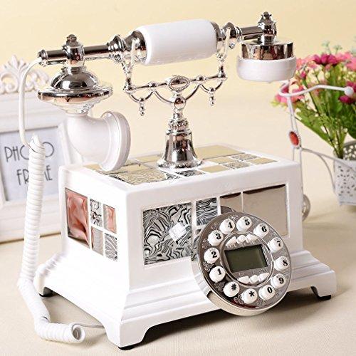 Max Home@ High - End Europäische - Style Telefonnetz des alten Retro Mode Kreative Home telefonieren Amt