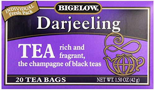 BIGELOW TEA DARJEELING, 20 BG