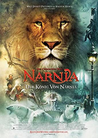 Chronicles of Narnia: The Lion, the Witch and the Wardrobe Plakat Movie Poster (27 x 40 Inches - 69cm x 102cm) (2005) (2005 Plakat)