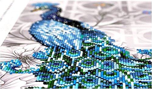 12X15 Tree and Man TINMI ARTS-5D Diamond Painting Kits for Adults Full Round AB Mosaic Cross Stitch Kits Embroidery Kits Home Wall D/écor