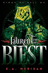 Laurent und das Biest (gay romance) (Kings of Hell MC)