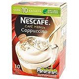 Cappuccino Nescafe 10 X 17G - Paquet de 2
