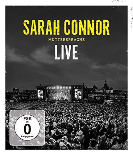 Bild von Sarah Connor - Muttersprache - Live [Blu-ray]