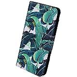 Herbests Kompatibel mit Sony Xperia XZ3, Herbests Hülle Handytaschen Klapphülle Brieftasche Case Tasche Leder Flip Cover Ultra Dünne Ledertasche Leder Schutzhülle Klappbar Handyhüllen,Baum
