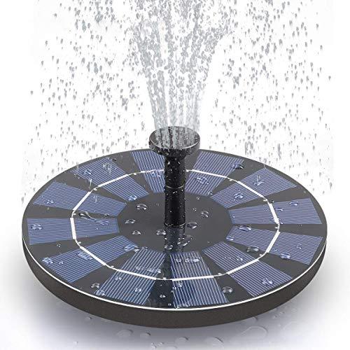 Gocheer Solar fountain Pump, Gar...