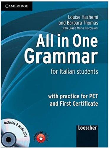 all-in-one-grammar-with-key-per-le-scuole-superiori-con-cd-audio