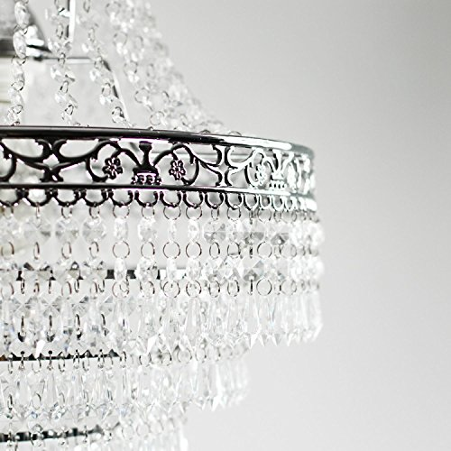 Modern Design Kronleuchter in Kristalloptik - 6