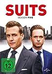 Suits - Season 5 [4 DVDs]
