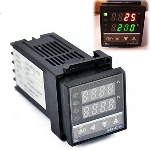 PID Digital Controller 400℃ Thermoelement Temperatur Kontrolle 0bis SSR Ausgang