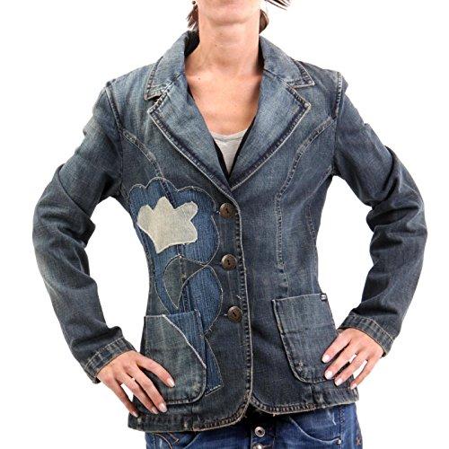 Miss Sixty Jeansjacke Tailliert