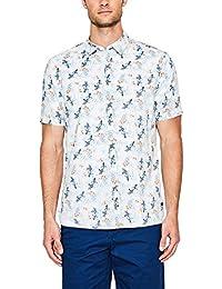 ESPRIT 057ee2f011, Camisa para Hombre