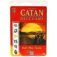 "Mayfair Games MFG03120 ""Catan Clamshell Edition"" Dice Game"
