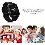 Smartwatch Bluetooth Smart Watch Phone With Pedometer Camera SIM TF Card Slot Touch Screen For Android Samsung HUAWEI Sony And IPhone Partial Functions Men Kids Women