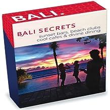 Bali Secrets: sunset bars, beach clubs, cool cafes & divine dining (Deck of Secrets) by Alison Bone (2013-07-01)