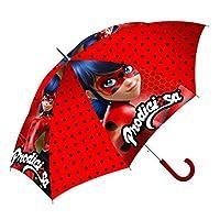 "Disney-Ladybug Umbrella Manual, lb17039, 16"""