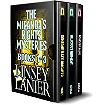 The Miranda's Rights Mysteries: Books 1-3 (English Edition)