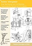 Solex-Vergaser Goudard und Mennesson: 113 geniale Patente verraten die Technik