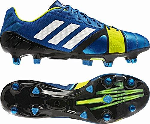Adidas Nitrocharge 1.0 XTRX SG chaussure de football homme - blubea/runwh