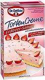 Dr. Oetker Tortencreme Erdbeer - Sahne 1 pcs