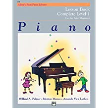 ALFREDS BASIC PIANO COURSE LESSON BOOK C (Alfred's Basic Piano Library)