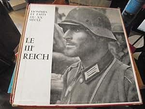le III° reich hommes et faits du XX° siècle coffret de 4 disques serp