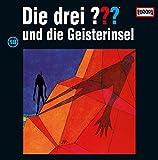 018/und die Geisterinsel [Vinyl LP] - limitierte Picture-Vinyl - Die Drei ???
