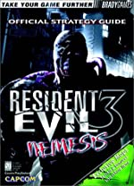 Resident Evil 3 - Nemesis : Official Strategy Guide de BradyGames